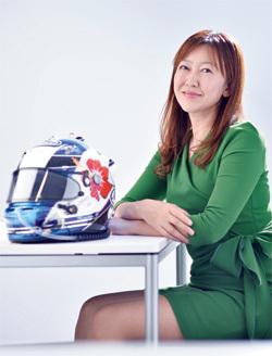 「十分な準備をしたか。それで勝負は決まる」レーシングドライバー 井原慶子さん