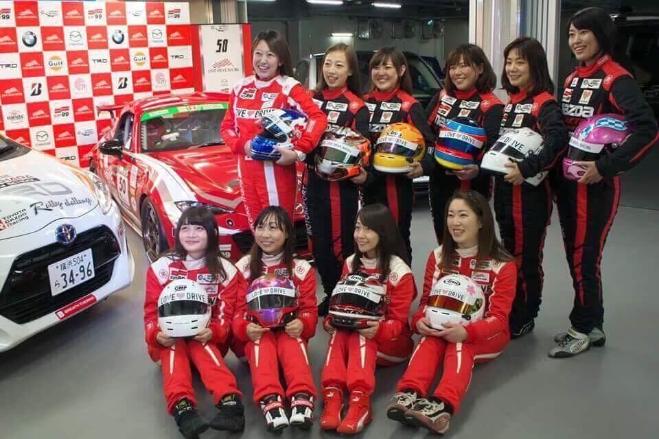 2017 Women in Motorsport Project 3 期生募集要項