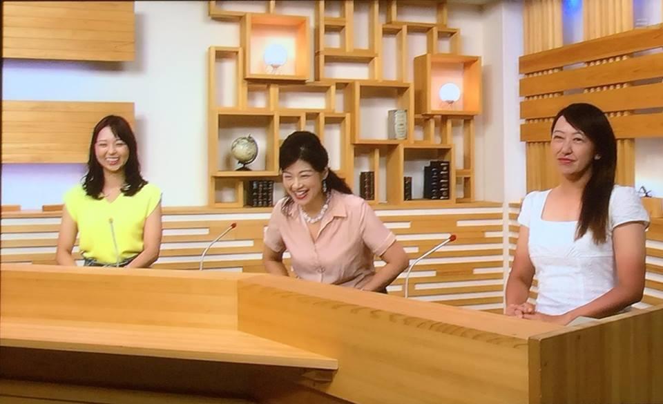 井原 慶子総監督が、三重テレビ「とってもワクドキ!」に出演しました。